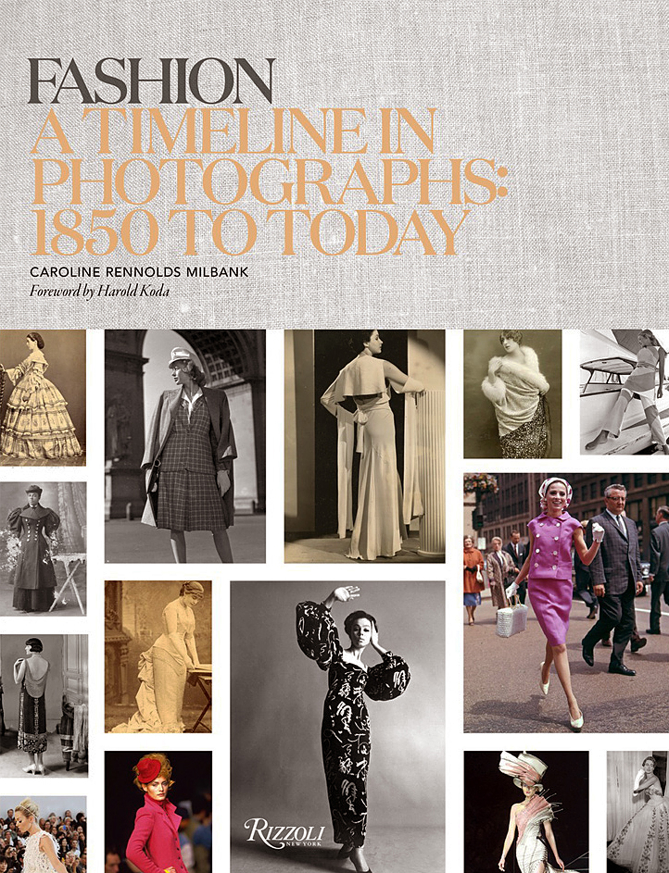 Timeline of fashion photography 50