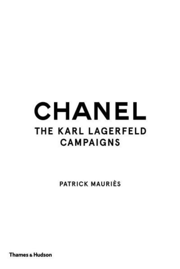 Chanel The Karl Lagerfeld Campaigns Mendo