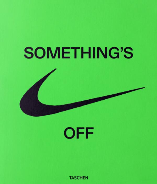 Subproducto antártico Grifo  Virgil Abloh. Nike. ICONS - MENDO